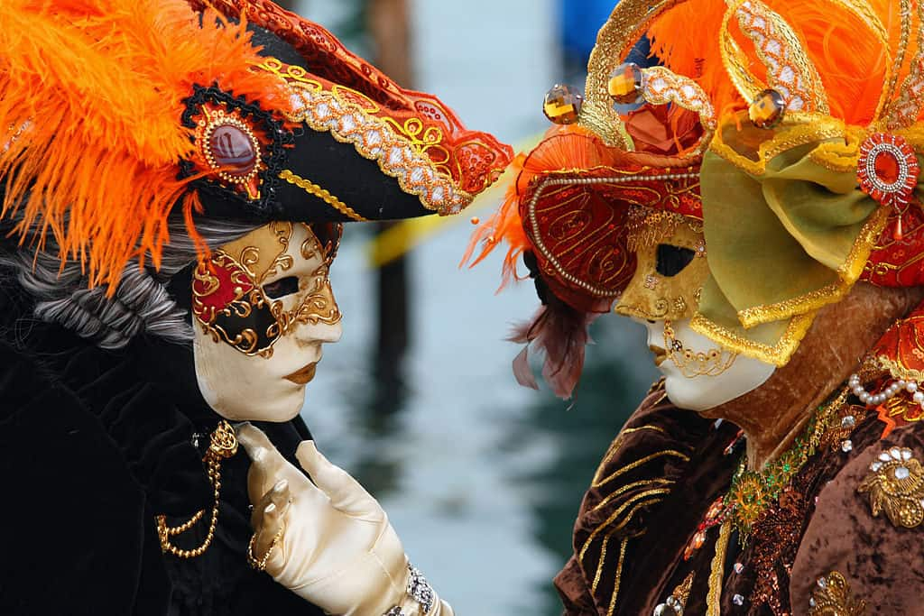 Abiti del Carnevale Veneziano