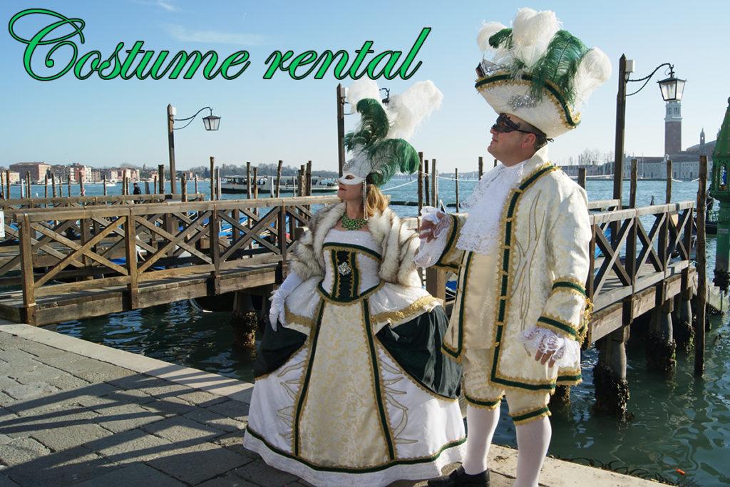 Noleggio vestiti Carnevale Venezia: scopri le offerte!