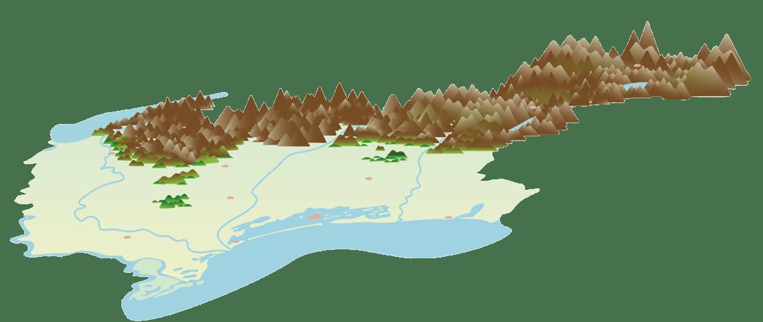 landforms venice