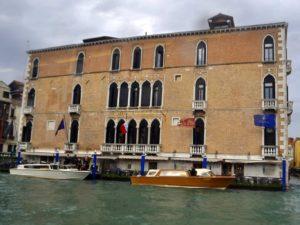 Gritti Palace Hotel di lusso sul Canal Grande a Venezia