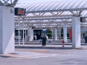 Автобусная станция в Лидо ди Езоло