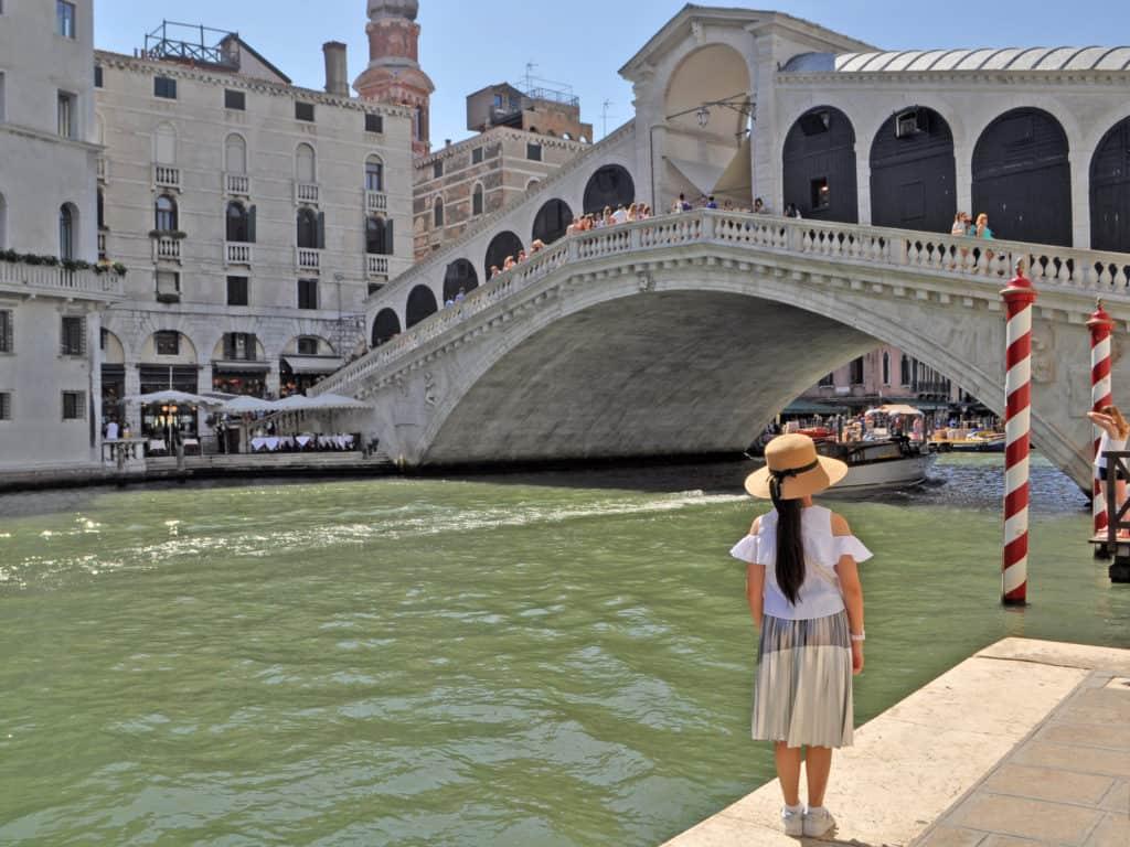 Достопримечательности Венеции для детей