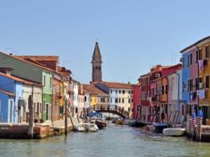 Достопримечательности Венеции. Остров Бурано