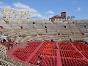 Арена ди Верона концерт