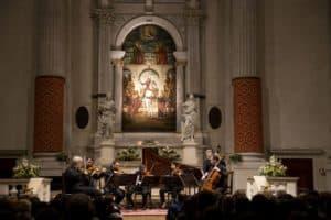 Концерты в Венеции Вивальди
