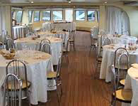 Иль Реденторе. Ужин на корабле
