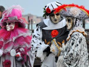 Путеводитель по Венеции - Карнавал