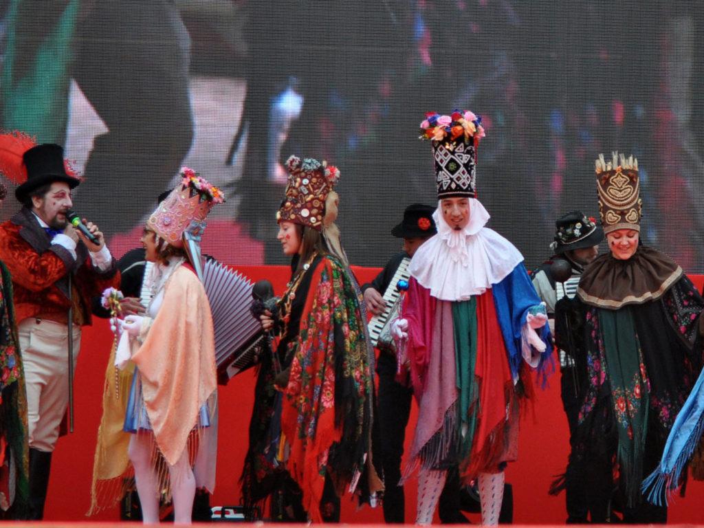 Карнавал в Венеции. Даты Жирный четверг