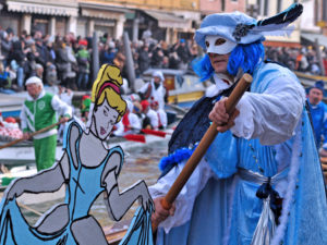 Венецианский карнавал. Даты - Праздник на воде