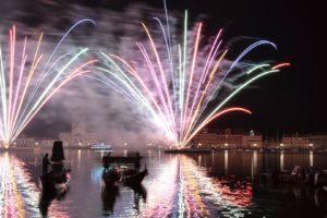 Silvester feiern in Venedig – Kreuzfahrt in der Lagune mit Abendessen