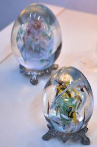 Декоративные бусины лэмпворк