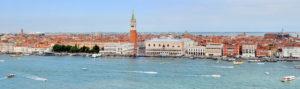 Все о Венеции для туриста-вид на город с высоты