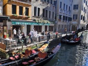 ristorante. Venezia