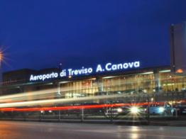 Из аэропорта Тревизо в Венецию
