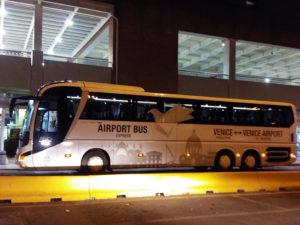 Аэропорт Марко Поло. Автобус-экспресс на Венецию