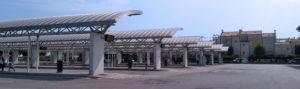 Автовокзал в Лидо ди Езоло