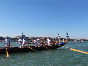 Праздники в Венеции - Сенса