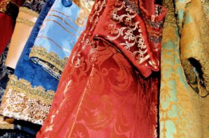 Фотосессия в Венеции выбор костюма