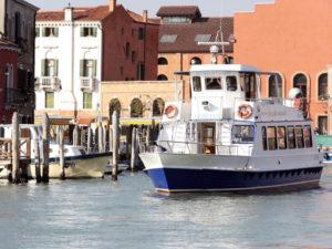 Прямой паром Пунта Саббиони Венеция