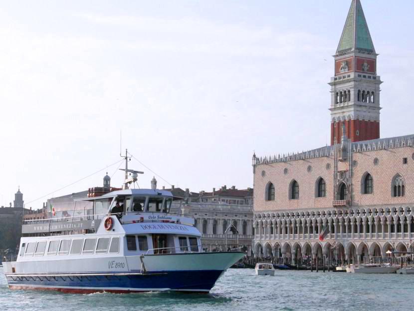 Трансфер Пунта Саббиони Венеция