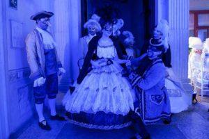Вечеринка карнавал Венеция Ball of Dreams
