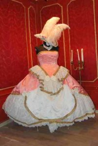 Ателье костюмов венецианского карнавала