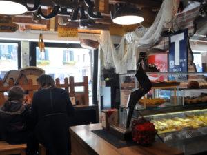 Поесть в Венеции в бакаро