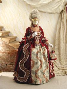 Прокат венецианских костюмов 18 века