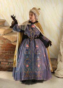 Прокат венецианского костюма догаресса