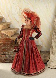 Прокат венецианского костюма эпохи возрождения