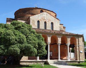 Церковь Санта Фоска. Торчелло