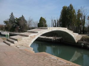 Остров Торчелло Мост Дьявола