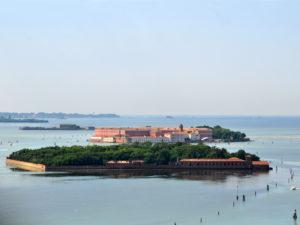 Венеция - острова лагуны