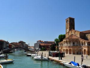 Венеция острова Мурано