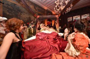 Бал в Венеции - Куртизанки во Дворце