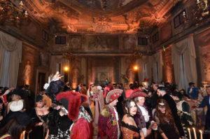 Бал в Венеции во дворце Ка Сагредо