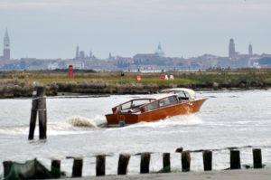 Такси в Венеции от аэропорта Марко Поло