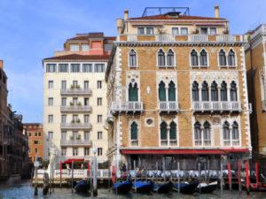 Знаменитые отели Венеции Bauer il Palazzo hotel
