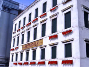 Знаменитые отели Венеции Hotel Metropole Venice