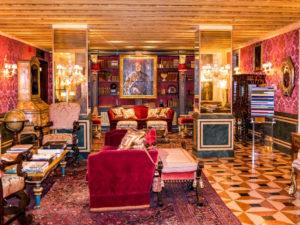 Знаменитые отели Венеции Gritti Palace